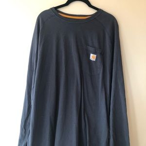 Carhartt / long sleeve relaxed fit tee